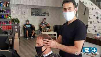 Haareschneiden für 10 Euro: Mendener Friseur in neuem Salon - WP News