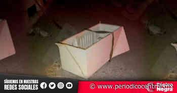 MP de Tecamachalco abandona refrigerador que contenía cadáver - Periódico Central