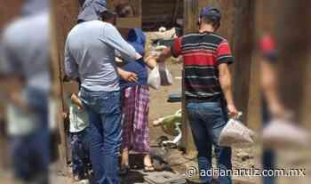 #Parral | Con frijol se completa la 5a vuelta de Apoyo Alimentario Emergente del Municipio - Adriana Ruiz