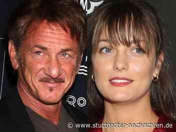 Glückwünsche via Instagram - Haben Sean Penn und Leila George heimlich geheiratet? - Stuttgarter Nachrichten
