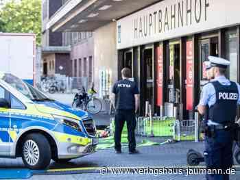 Düsseldorfer Hauptbahnhof: Verdächtiger nach versuchter Brandstiftung gefasst - www.verlagshaus-jaumann.de
