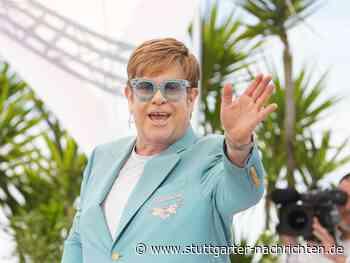 Ein magischer Tag - Elton John feiert drei Dekaden ohne Alkohol - Stuttgarter Nachrichten