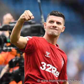 Middlesbrough want to sign winger Jordan Jones from Rangers