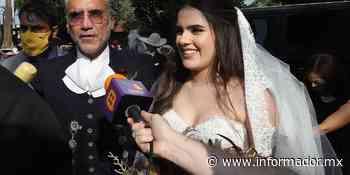 Camila, hija de Alejandro Fernández, se casa en Zapopan - EL INFORMADOR
