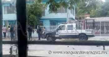 Utilizan a la Policía Municipal para retirar a comerciantes en Cerro Azul - Vanguardia de Veracruz
