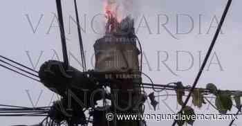 Cortocircuito ocasiona conato de incendio en Cerro Azul - Vanguardia de Veracruz