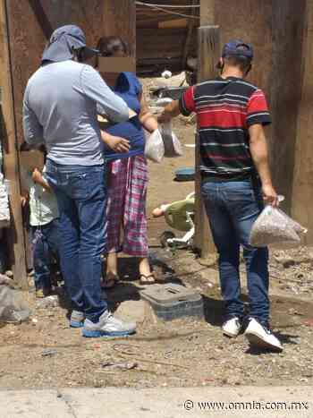 Se completa 5ta vuelta de apoyo alimenticio del plan emergente en Parral - Omnia