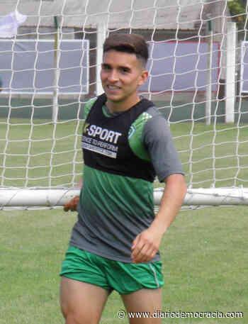 Sergio Quiroga será jugador de Sarmiento hasta 2025 - Diario Democracia
