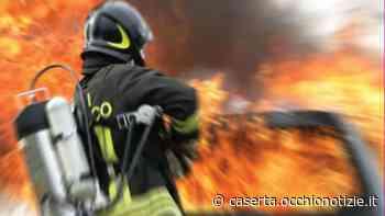 Auto in fiamme a Gricignano di Aversa, 26enne ustionato - L'Occhio di Caserta