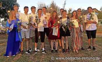 Zwölf auf neuen Wegen - Kirchzarten - Badische Zeitung
