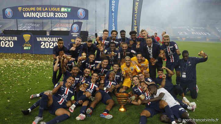 Finale de la Coupe de la Ligue : Paris Saint-Germain, vous reprendrez bien une Coupe ? - Franceinfo