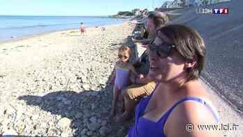 """Les """"juillettistes"""" profitent de leur dernier jour de vacances à Wimereux - LCI"""