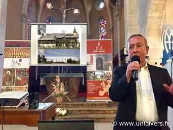 Conférence : « L'Immaculée Conception de Wimereux, histoire d'une église, histoire d'une paroisse » Eglise du Christ Ressuscité de Wimereux samedi 19 septembre 2020 - Unidivers