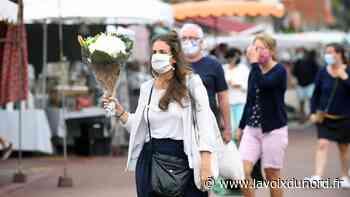 Après Wissant, le masque désormais obligatoire sur le marché de Wimereux - La Voix du Nord