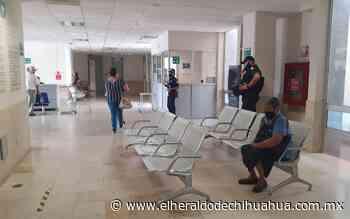 Covid-19 se juntará con temporada de influenza - El Heraldo de Chihuahua