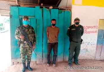 Lo capturan por matar a su mujer en Altos del Rosario - Diario La Libertad
