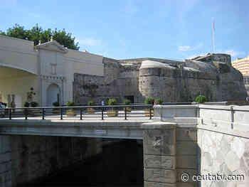 El Foso de San Felipe, cerrado durante el domingo y el lunes - ceutatv.com