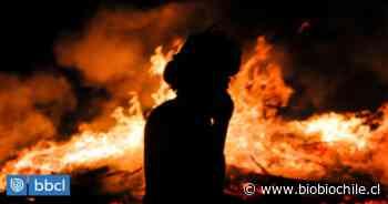 Incendio afectó a casona en San Felipe: hogar de ancianos colindante fue evacuado preventivamente - BioBioChile