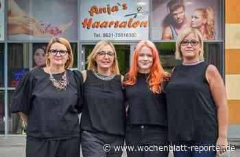 """""""Anja's Haarsalon"""" in Rodenbach & Kaiserslautern und """"Hollywood Beauty & Barbershop"""" auf dem Einsiedlerhof: Hairstyling und Kosmetik in angenehmem Ambiente - Wochenblatt-Reporter"""
