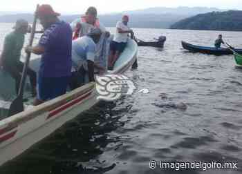 Encuentran a pescador desaparecido en Catemaco - Imagen del Golfo