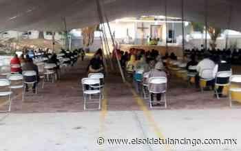 Después de tres meses abren iglesias y canchas deportivas en Mixquiahuala - El Sol de Tulancingo