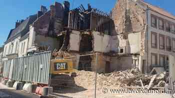 Montreuil: la démolition du Vieux-Chêne va se poursuivre jusqu'au 12 août - La Voix du Nord