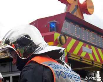 Près de Lens, cinq blessés dans un accident entre deux voitures - actu.fr
