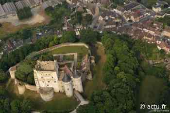 Nogent-le-Rotrou : Le château des Comtes du Perche s'anime l'été ! - actu.fr