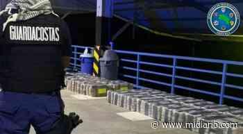 Decomisan casi una tonelada de cocaína cerca a Punta Burica - Mi Diario Panamá