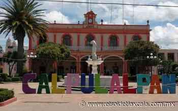 Aumentan los delitos durante pandemia, en Calpulalpan - El Sol de Tlaxcala