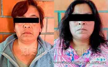 Caen presuntas secuestradoras - El Sol de Tlaxcala