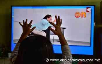 Internet y TV, medios para atender a alumnos - El Sol de Tlaxcala