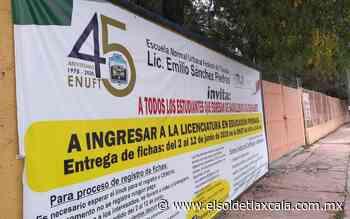 Aplican normales examen a distancia - El Sol de Tlaxcala