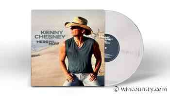 Kenny Chesney releases his first-ever vinyl project with 'Here and Now' LP - WNWN-FM