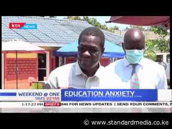 Ugunja MP Opiyo Wandayi criticises MoE for causing anxiety in the Education sector : KTN News - The Standard