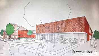 Großes Bauvorhaben in Stendal: Grundschule soll in Rekordzeit gebaut werden - MDR