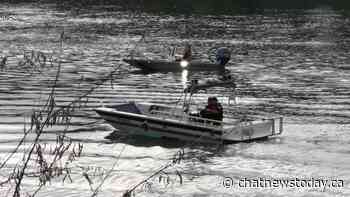 Search crews comb South Saskatchewan River for missing person - CHAT News Today