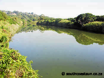 Ezimbokodweni River or waste water disposal channel [LETTER] - South Coast Sun