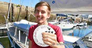 Lucas, des tours de cartes au tour des îles [Vidéo] - Le Télégramme