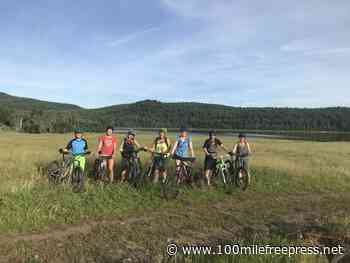 Female riders climb to new heights - 100 Mile House Free Press