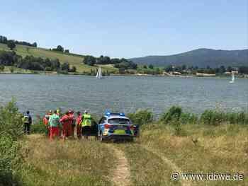 Furth im Wald: Badeunfall: Mann vorm Tod bewahrt - idowa