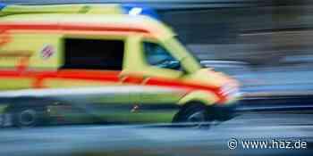 Langenhagen: Unfall fordert leicht verletzten Autofahrer - Hannoversche Allgemeine