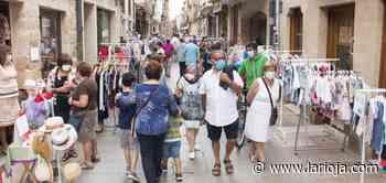 Santo Domingo cierra hoy la feria Oja Stock - La Rioja