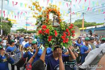 Devotos de Santo Domingo reafirman su fe con improvisado recorrido de la diminuta imagen - La Nueva Radio YA