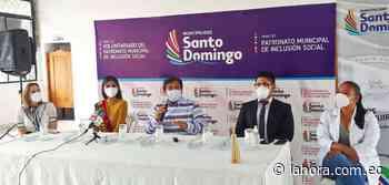 Jornada solidaria por Santo Domingo : Noticias SANTO DOMINGO - La Hora (Ecuador)