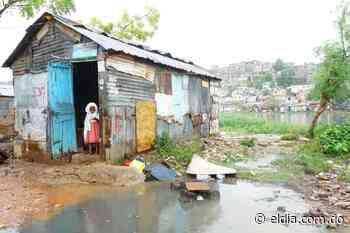Cómo es la vida en los barrios vulnerables de Santo Domingo en tiempos de tormenta - El Dia.com.do