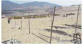 Chimbote: Impiden una nueva invasión en San Pedro - Diario Correo
