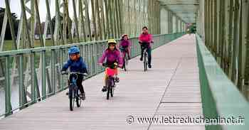 Loiret. Le viaduc de Sully-sur-Loire transformé en voie verte - Lettre du cheminot - La Lettre du Cheminot