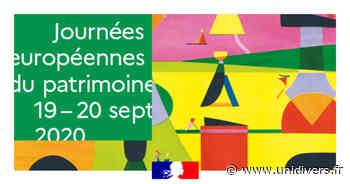 Journées européennes du Patrimoine 2020 – Roubaix / Tourcoing divers lieux à Roubaix Roubaix - Unidivers