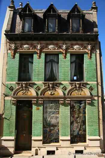 Visite commentée de la Maison Verte Villa Dubois « La Maison Verte » Roubaix - Unidivers